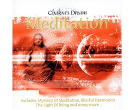 Chakras Dream Meditation CD