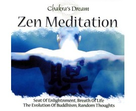 Chakras Dream Zen Meditation CD