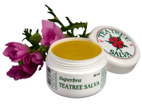 tea tree salva