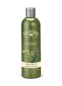Chamomille and Lemon verbena fuktgivande shampo för torrt, skadat hår