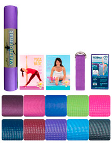 Yoga Starter Plus Kit