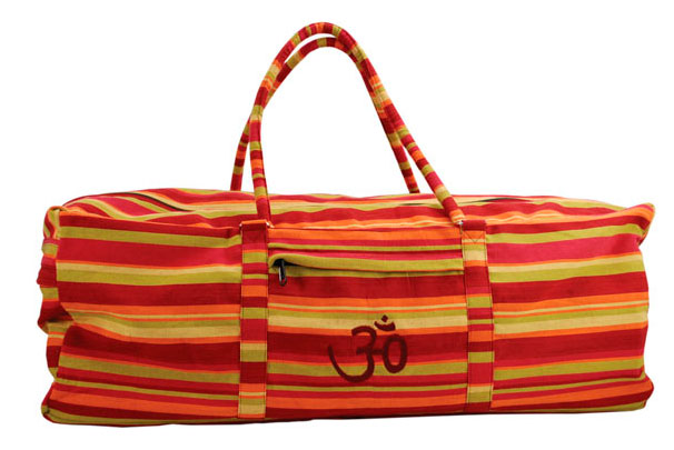 Yoga Kit Bag ORANGE RANDIG
