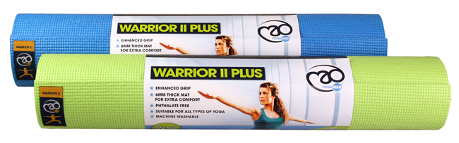 Warrior II PLUS