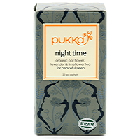 Pukka Night Time Te EKO