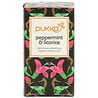 Pukka Peppermint Licorice EKO