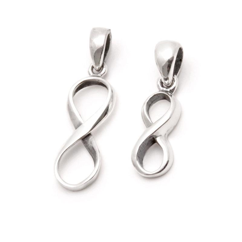 Evighetssymbolen Silver