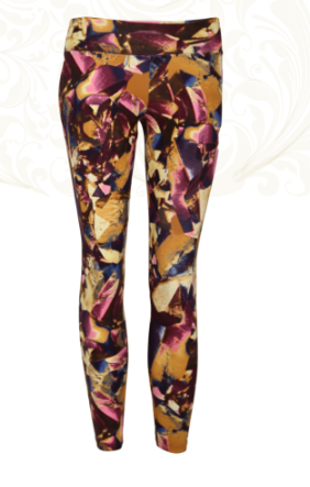 Legging Abstract