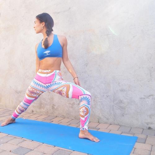 Rose Mandala Legging