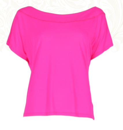 Sunkissed Tee Loving Pink