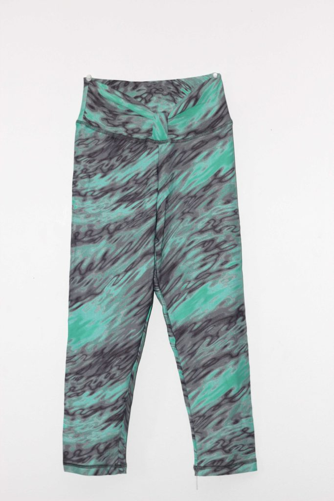 Yogabyxor Capri Green Dreams