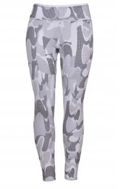 Jacquard Camo Grey Legging