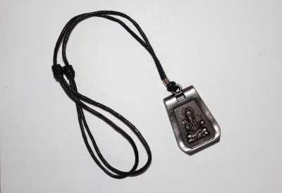 Ganesha Medaljong Halsband