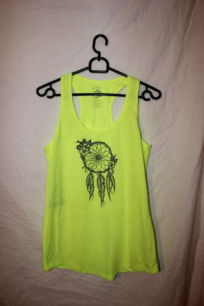 Om Shanti Dreamcatcher Top