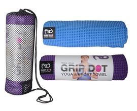 Yoga-Mad Grip Dot Övermatta