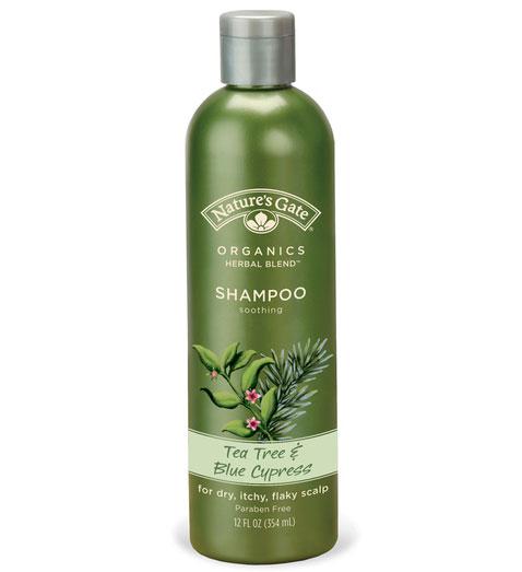 Tea Tree & Blue Cypress shampo