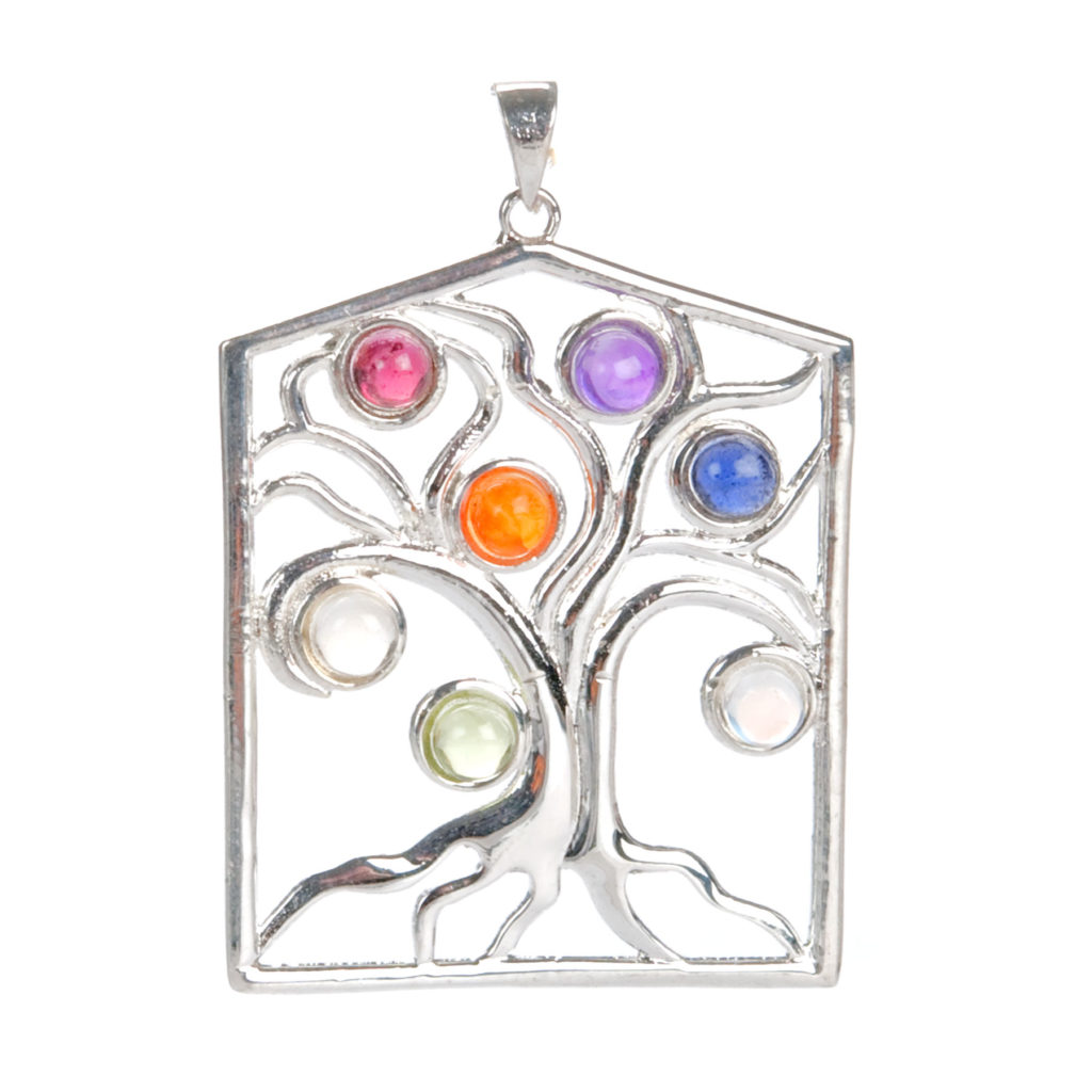 Chakrahänge Träd