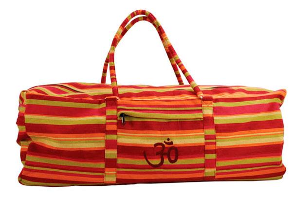 Yoga Kit Bag ORANGE RANDIG