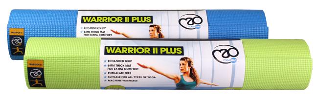 Warrior II PLUS