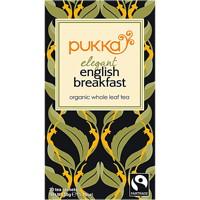 Pukka Elegant English Breakfast EKO