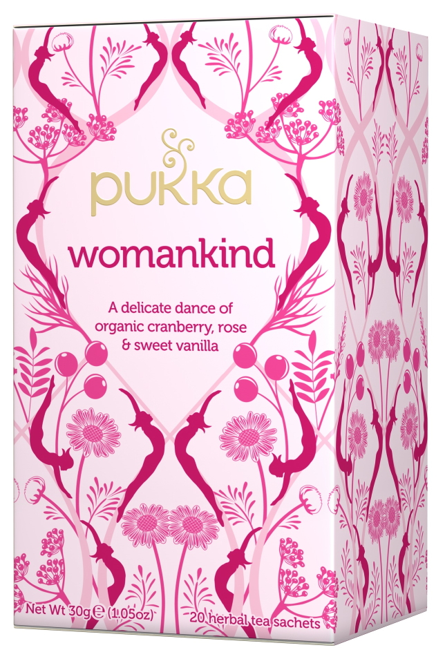 Pukka Womankind Te EKO
