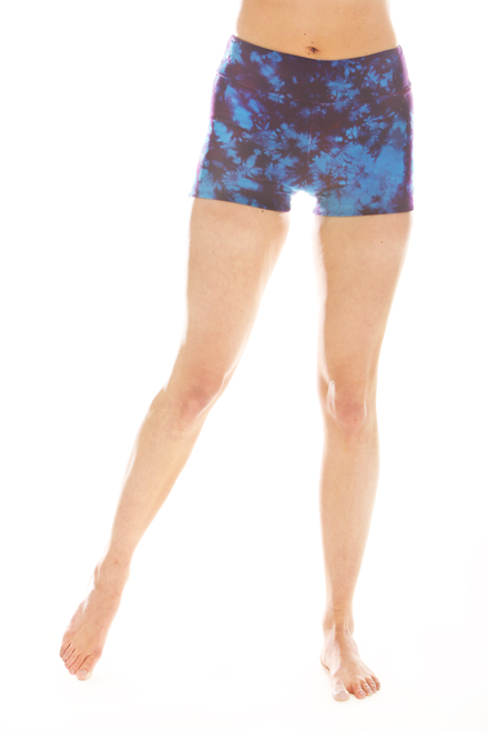 BLUE ORCHID SHORTS