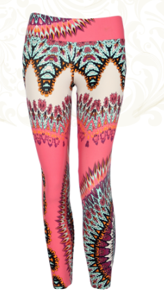 Legging Mandala Bliss
