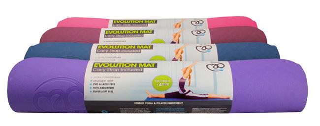 Yogamatta Evolution 4mm
