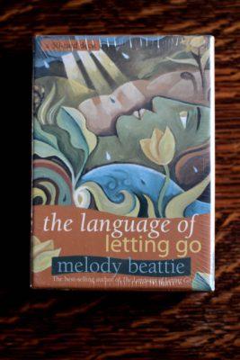 The Language Of Letting Go av Melody Beattie