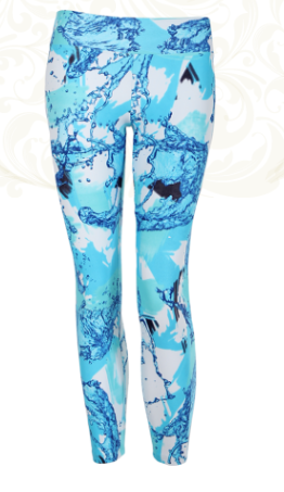 Legging Bluewater