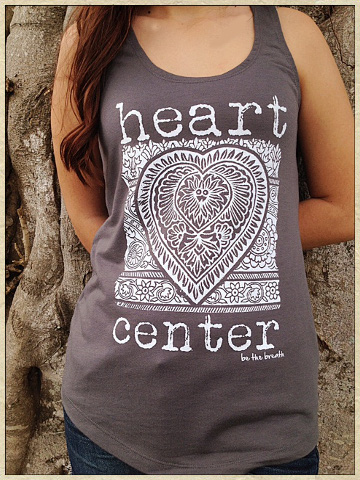 Heart Center Tank