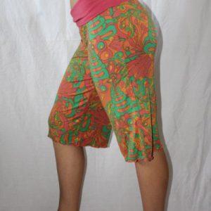 Cropped Shahkti Shorts